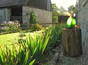 Gościniec pod Zielonym Jajem - główny plac