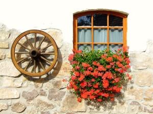Gościniec pod Zielonym Jajem - stylowa fasada