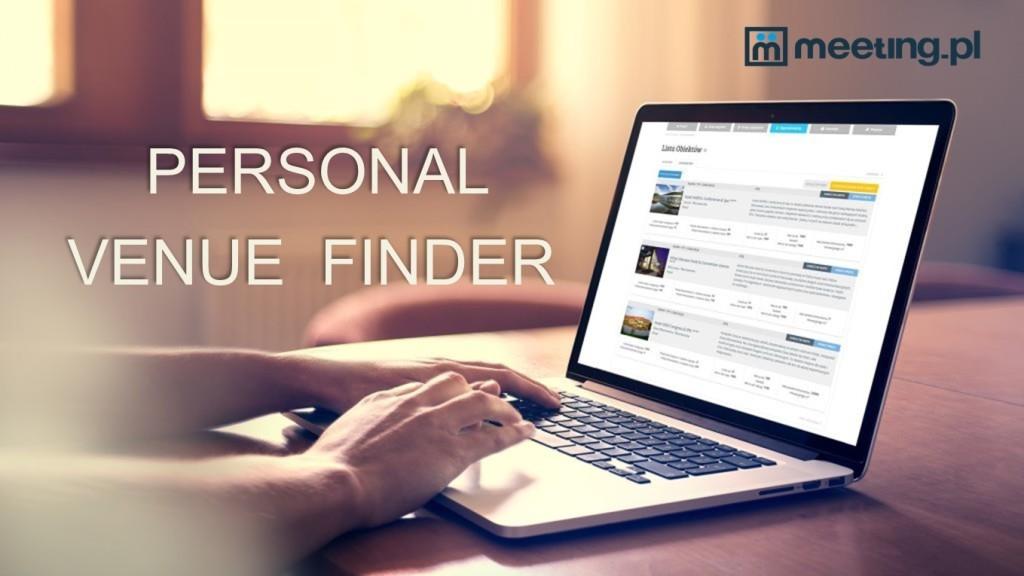 Personal Venue Finder - meeting.pl dla Ciebie