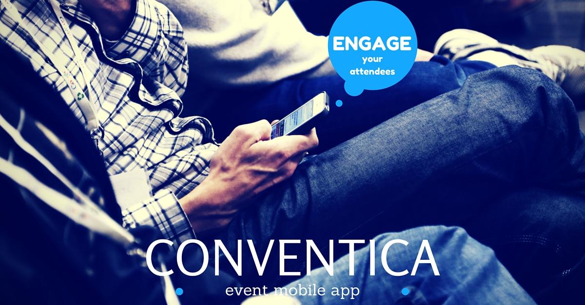 Conventica - event mobile app