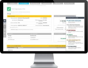monitor -statusy obiektu