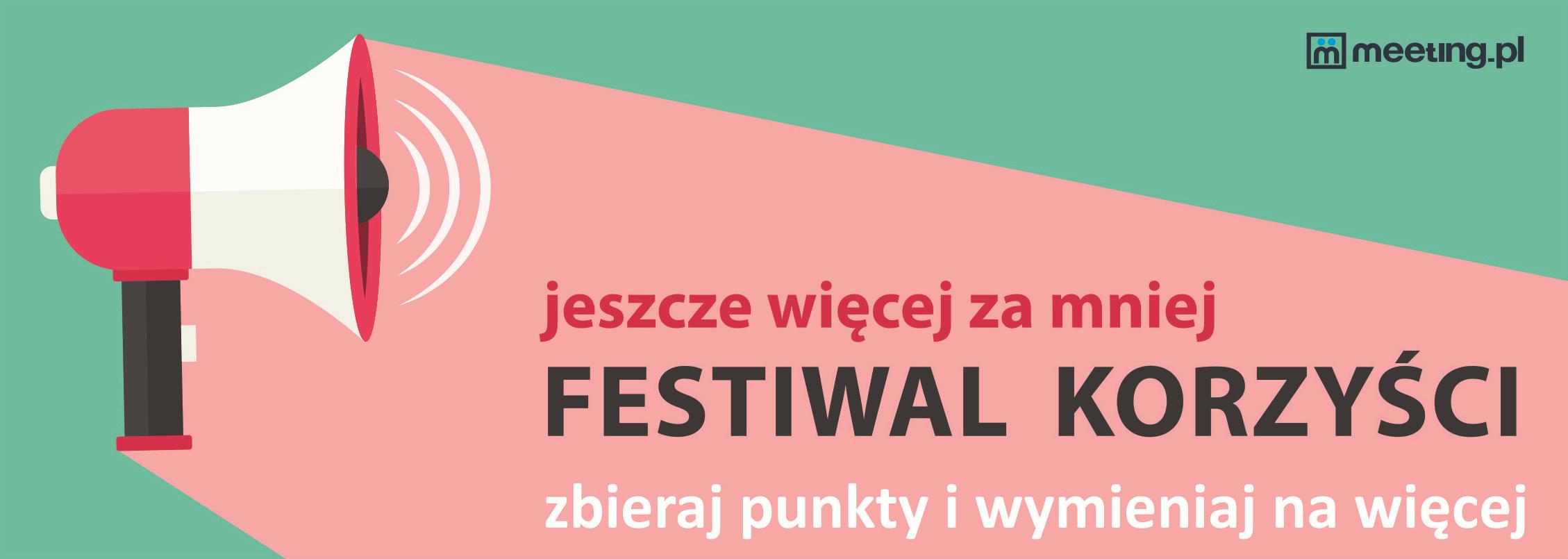 Festiwal - BANER PNG