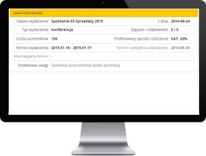 monitor 2 dane podstawowe