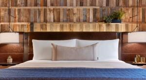 Łóżko w 1 Hotel Central Park
