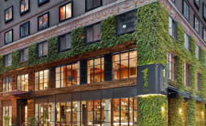 Fasada 1 Hotel Central Park
