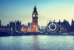Logo miasta - Lond..