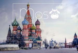 Logo miasta - Mos...