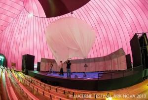 Lucerne Festiwal Ark Nova (scena)