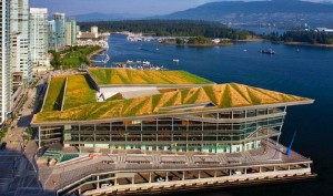 Vancouver_Convention_Centre_Canada_Birds_View